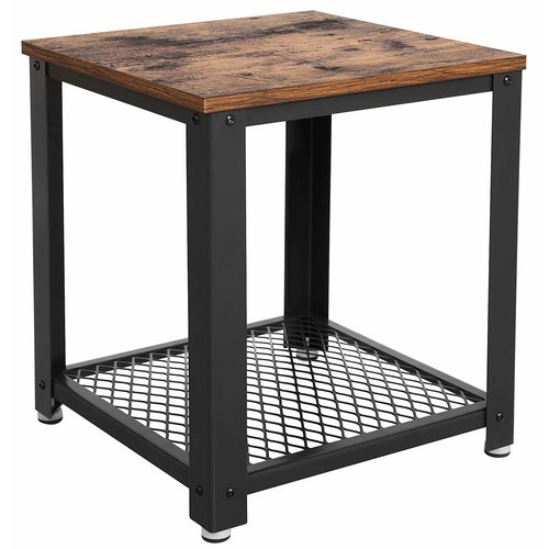 Amabel Side Table Williston Forge Wooden Living Room Vintage Side Table Side Table With Storage