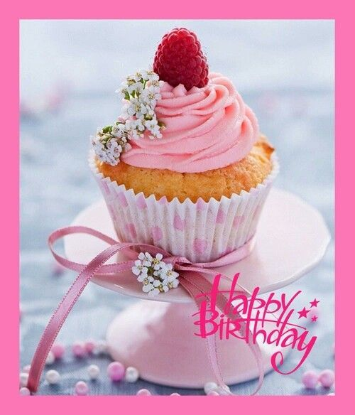 Cup Cake Vanille Fraise