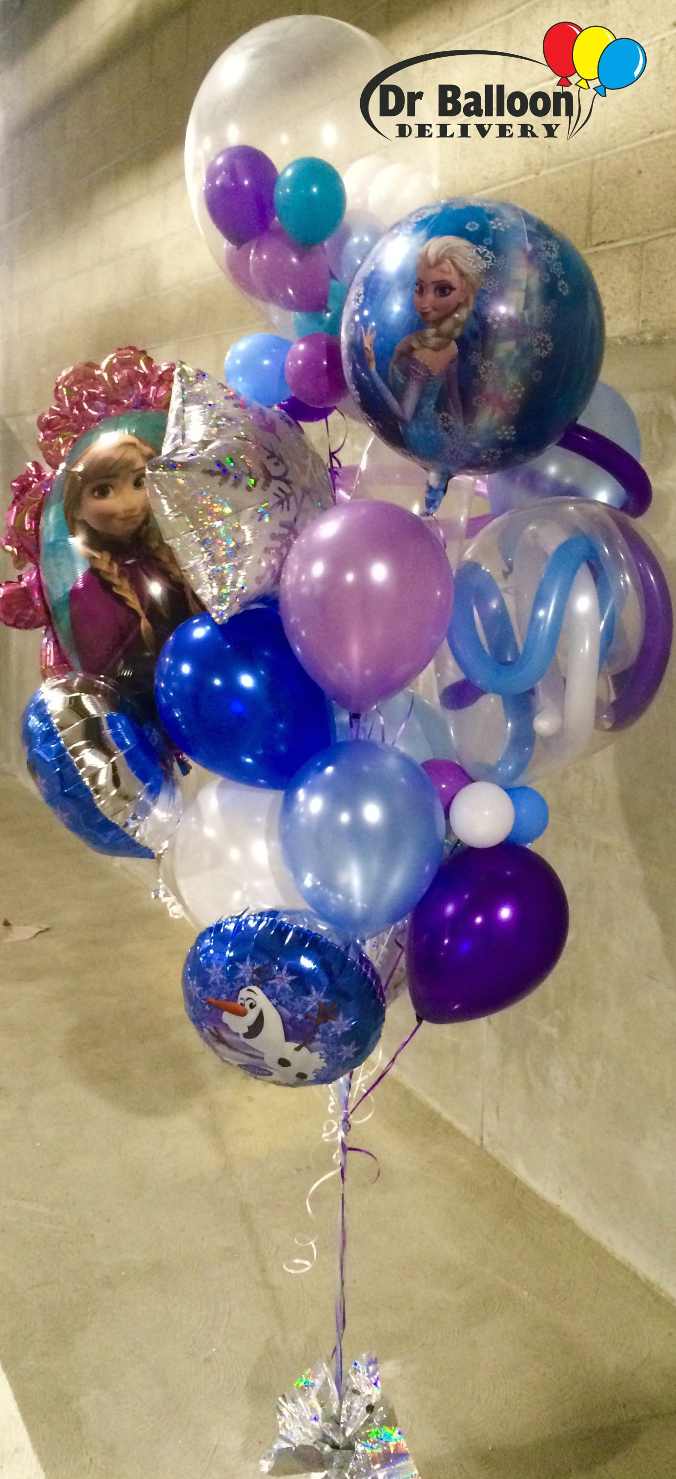 Pin By Dr Balloon Delivery On Birthday Balloon Bouquets