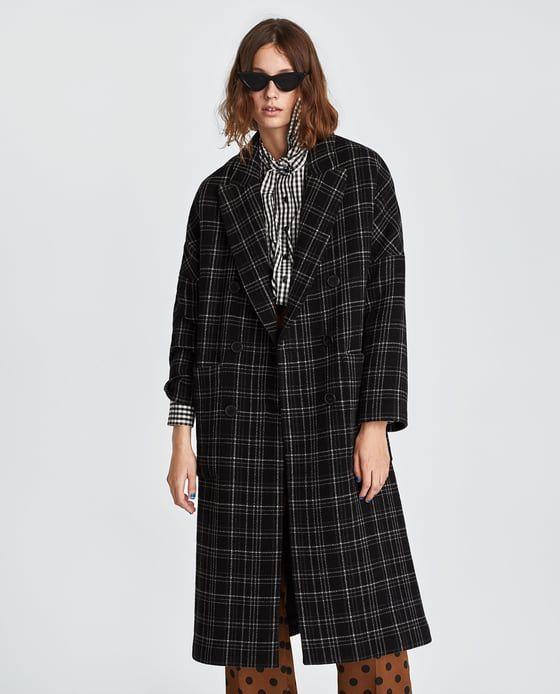 beste keuze koop goed frisse stijlen lange jas zara strocks.nl