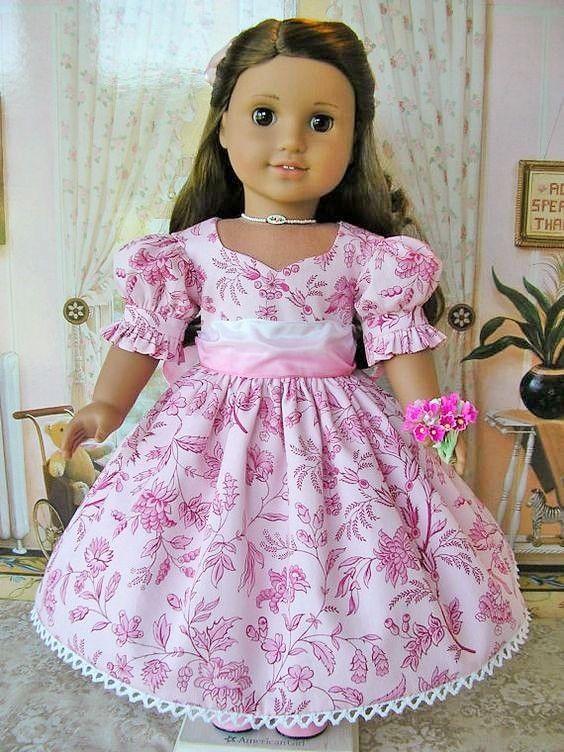 Poupee Doll, Vêtements De Poupée, Vetement Poupee, Jolies, Vêtements De  Fille Américaine, Vêtements De Fille De Poupée, Poupées Américaines, Robes  Longueur ... 6bfbc184e9a