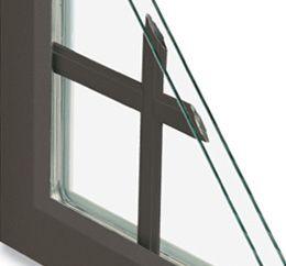 Bronze Marvin Infinity Repalcement Window Fiberglass Windows