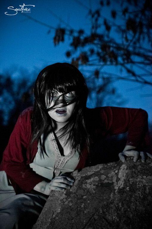 Donttouchmymilk as Tomoko Hinuma (Fatal Frame IV: Mask of the Lunar ...