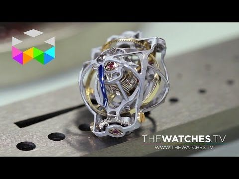 The evolution of the gyrotourbillon by jaeger lecoultre youtube taste lifestyle fashion for Jaeger lecoultre kinetic