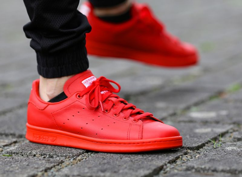 EU Herbst Winter 2016 Pharrell Williams x Adidas Stan