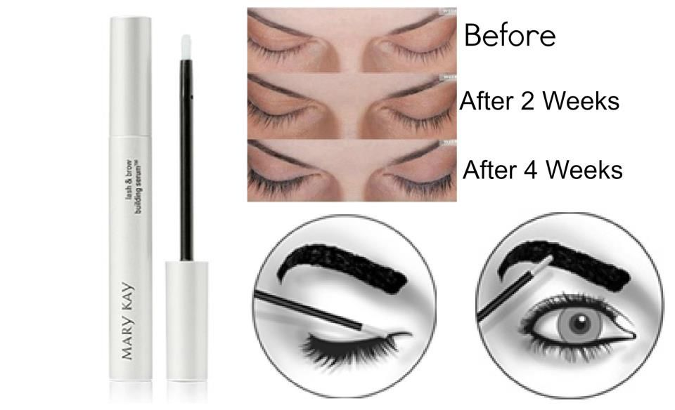 756e04325fe MK Lash & Brow Building Serum!! | Mary Kay in 2019 | Mary kay, Mary ...