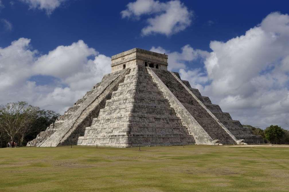 Chichen Itza, (Mexico) - F1 Online/Rex Features