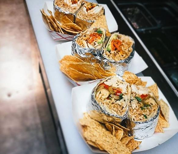 Alma Fusion Food Truck Tacos Best Food Trucks Food Food Truck