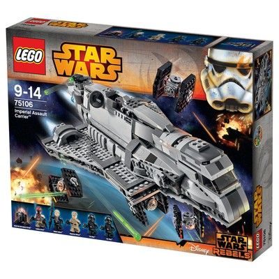 LEGO Star Wars Imperial Assault Carrier (75106)
