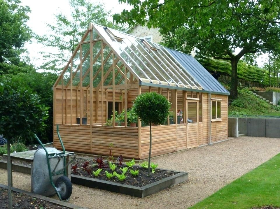 Greenhouses provide a managed temperature surroundings ...