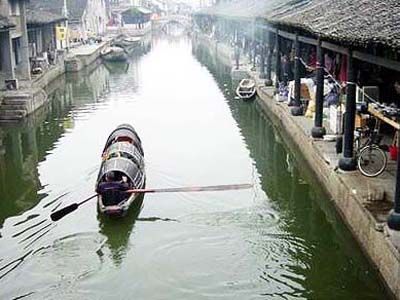 Zhouzhuang Water Town, Water Town in China, Suzhou Sightseeing, Shanghai Attractions