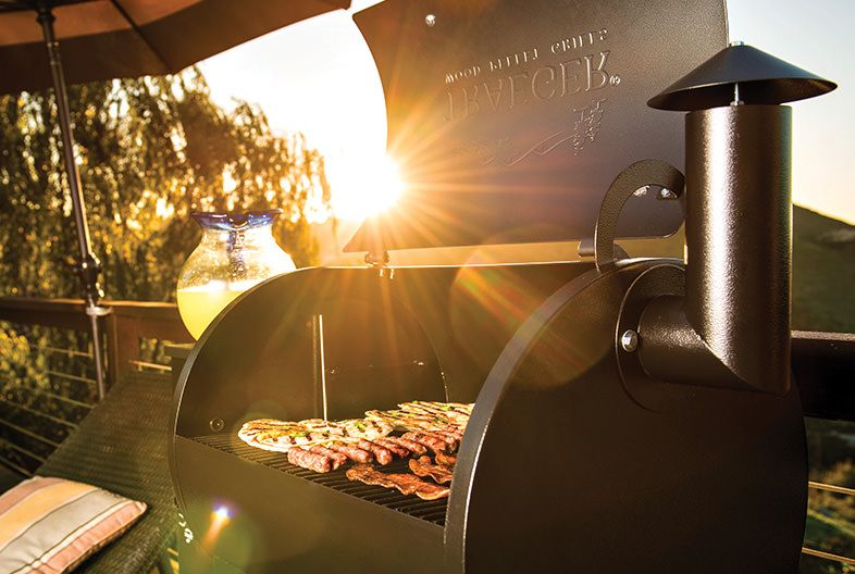 how to clean traeger grill auger