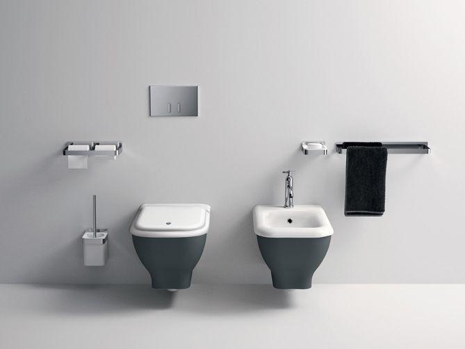 Agape memory design by benedini associati inodoro y for Bidet para wc