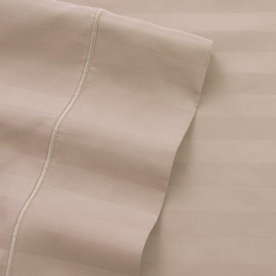 Elite Home Products Cooling Cotton Solid Sheet Set Sheet Sets