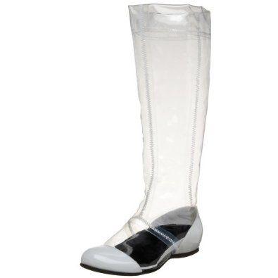 Clear Rain boots | I'd Wear That | Pinterest | Rain, Rain boots ...
