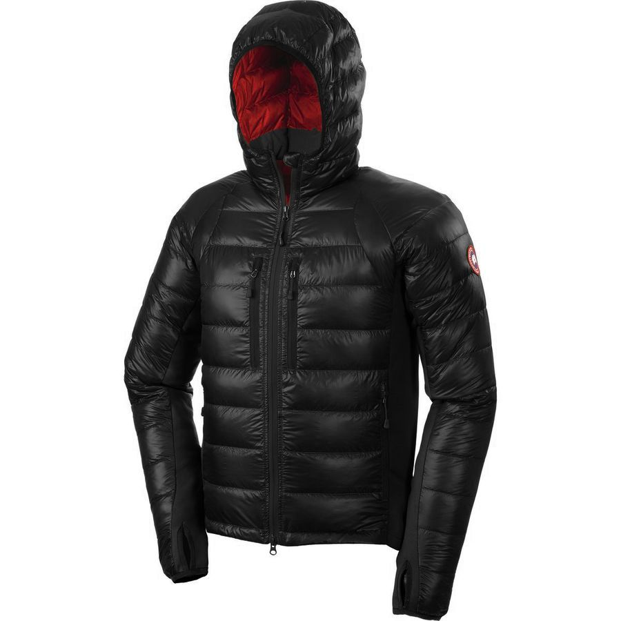 1f7c72a0daa Canada Goose Hybridge Lite Hooded Down Jacket - Men's | Backcountry ...