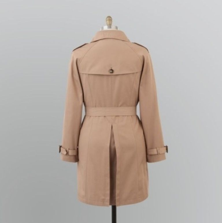fc48ac6d448 Women s winter fall spring rain trench coat jacket plus size 1X 2X 3X new   160  Covington  TrenchCoat  Outdoor. Find this Pin and more on Michael Kors  ...