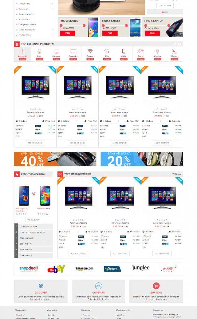 Online Price Comparison Script Insurance Comparison Price