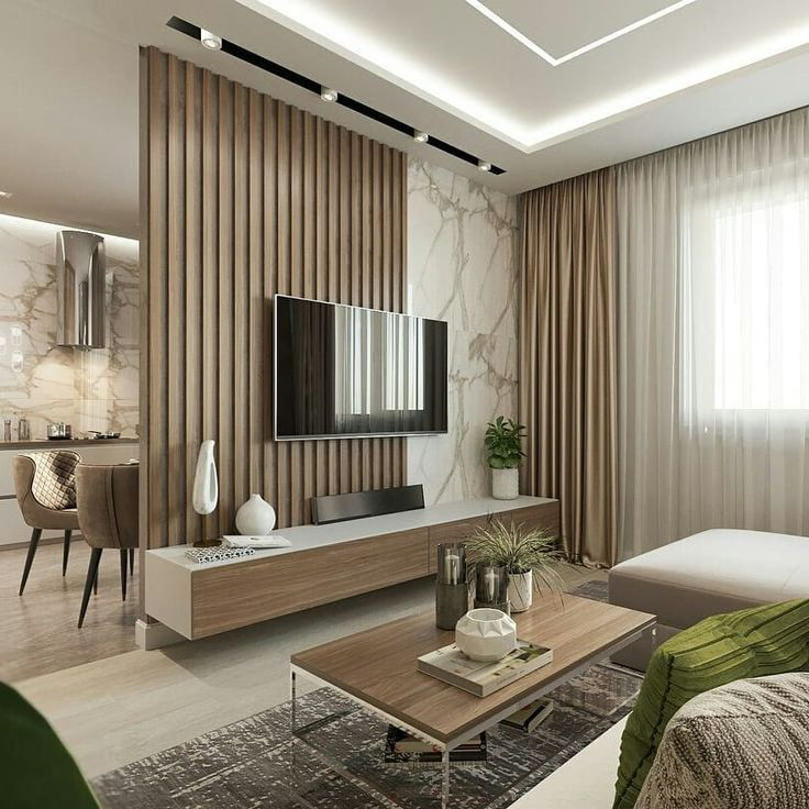 42 Fabulous Modern Apartment Design Ideas To Get Cozy Room - BUILDEHOME - craftIdea.org