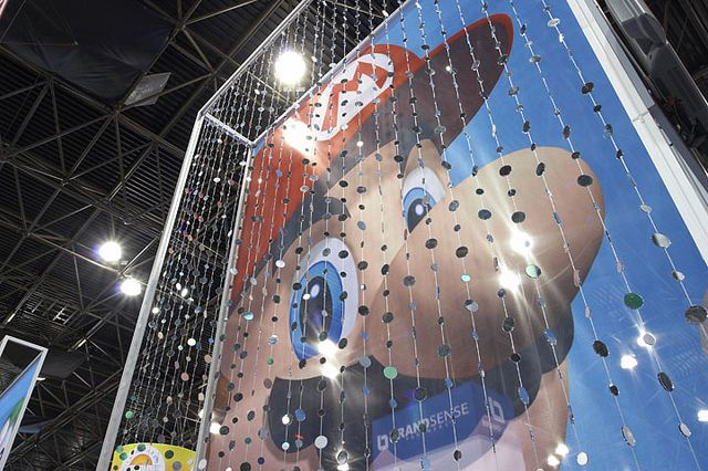 Wide Format Exhibit Graphics Exhibition Tradeshow Booth Hanging Mirror