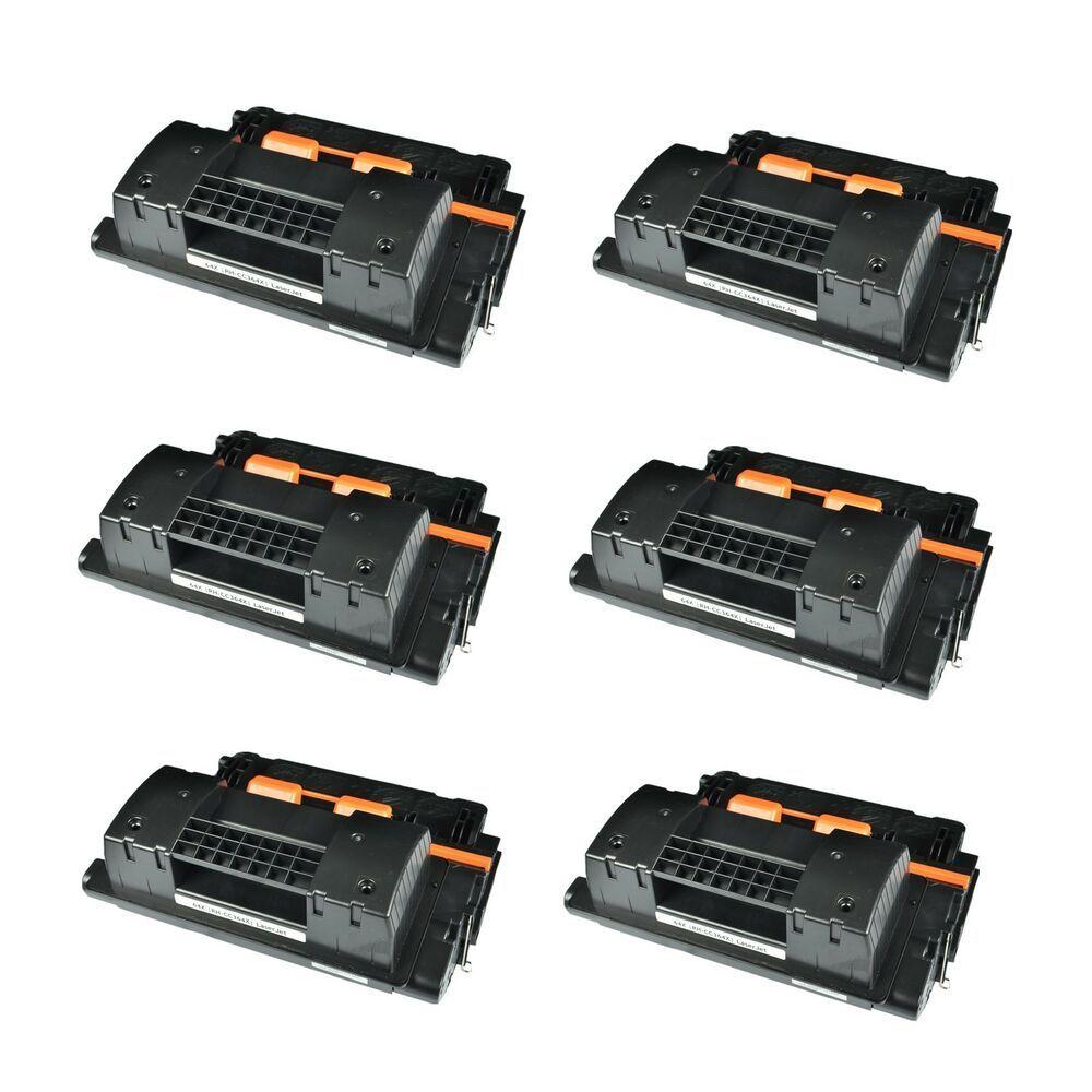 LaserJet M4345xs HIGH QUALITY 4PK Compatible Q5945A 45A For LaserJet M4345xm