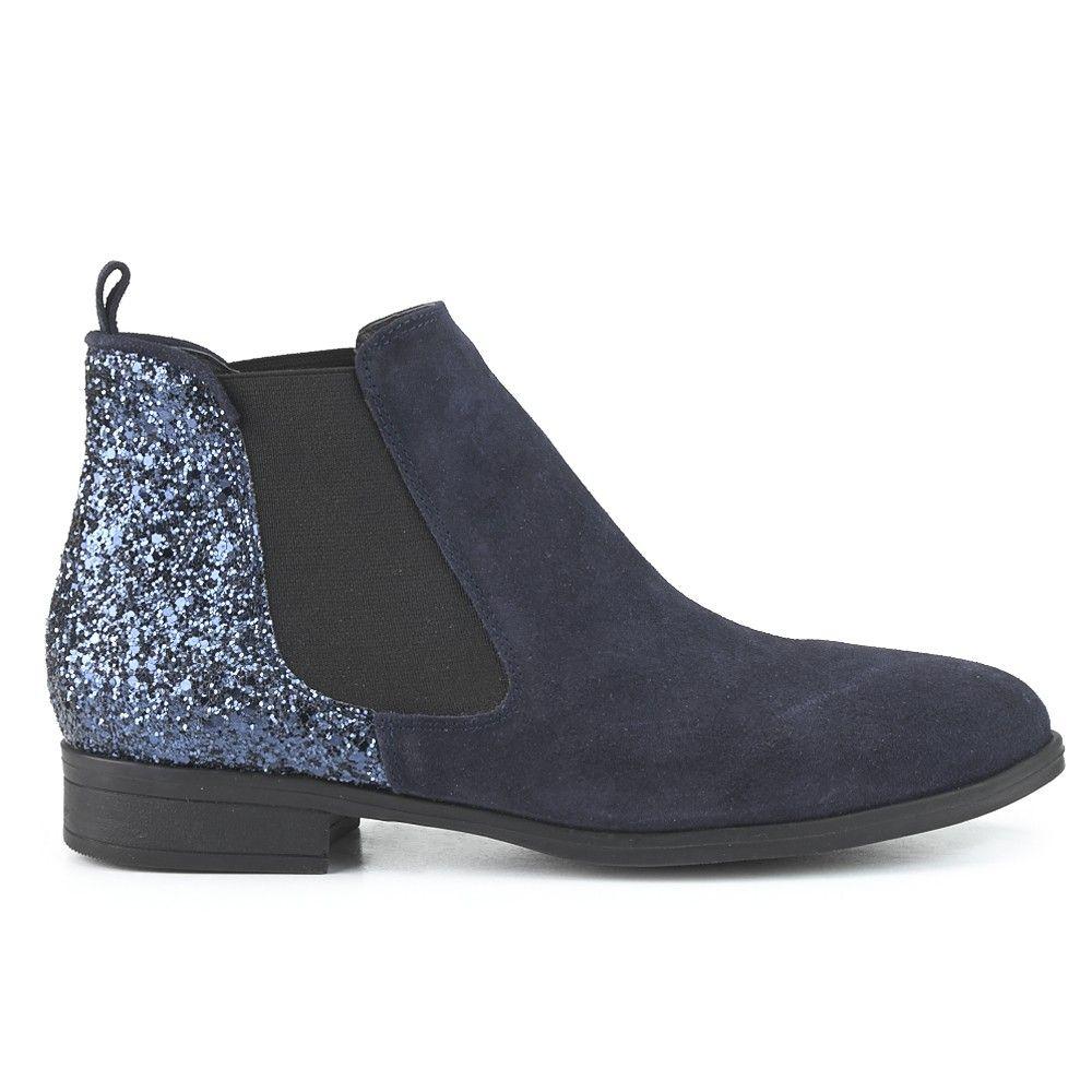 Zapatos negros LH by La Halle para niña FpyqJHh4m