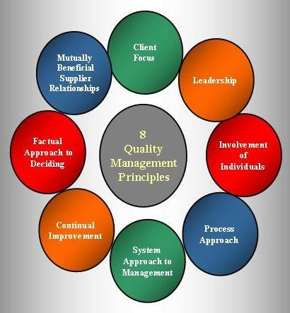 7 principles of total quality management