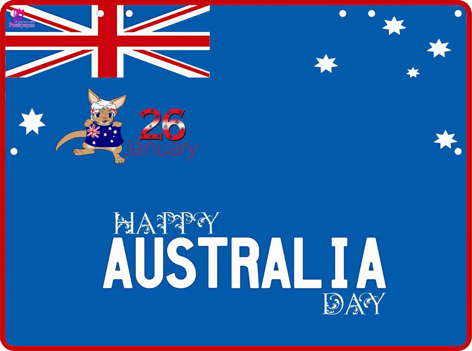 Happy australia day wishes card 26 january in australia wallpaper happy australia day wishes card 26 january in australia wallpaper australia day pinterest australia kristyandbryce Gallery