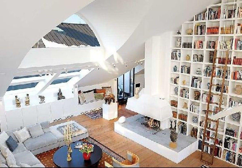 loft ideas fantastic white loft design ideas room ideas loft - Loft Design Ideas