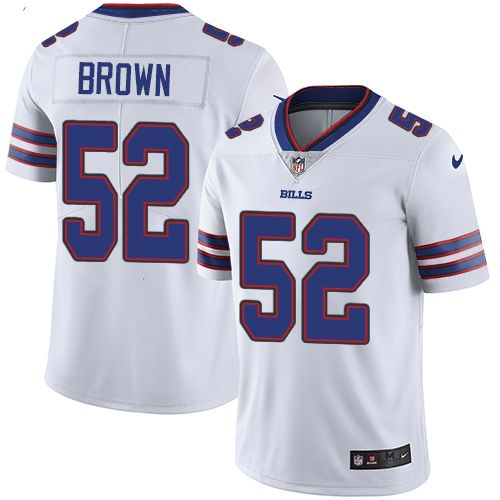 Preston Brown NFL Jersey