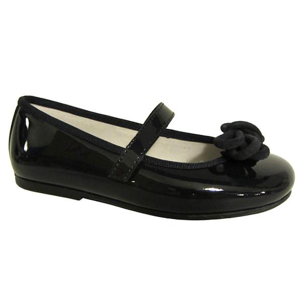 e4da89173 Zapato niña tipo merceditas charol marino — en Zapanines