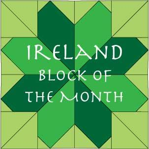 Ireland Block of the Month - FREE Quilt Block Patterns - since I ... : irish quilt blocks - Adamdwight.com