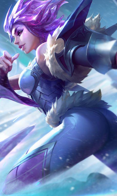 League Of Legends Irelia Warrior Game X Wallpaper
