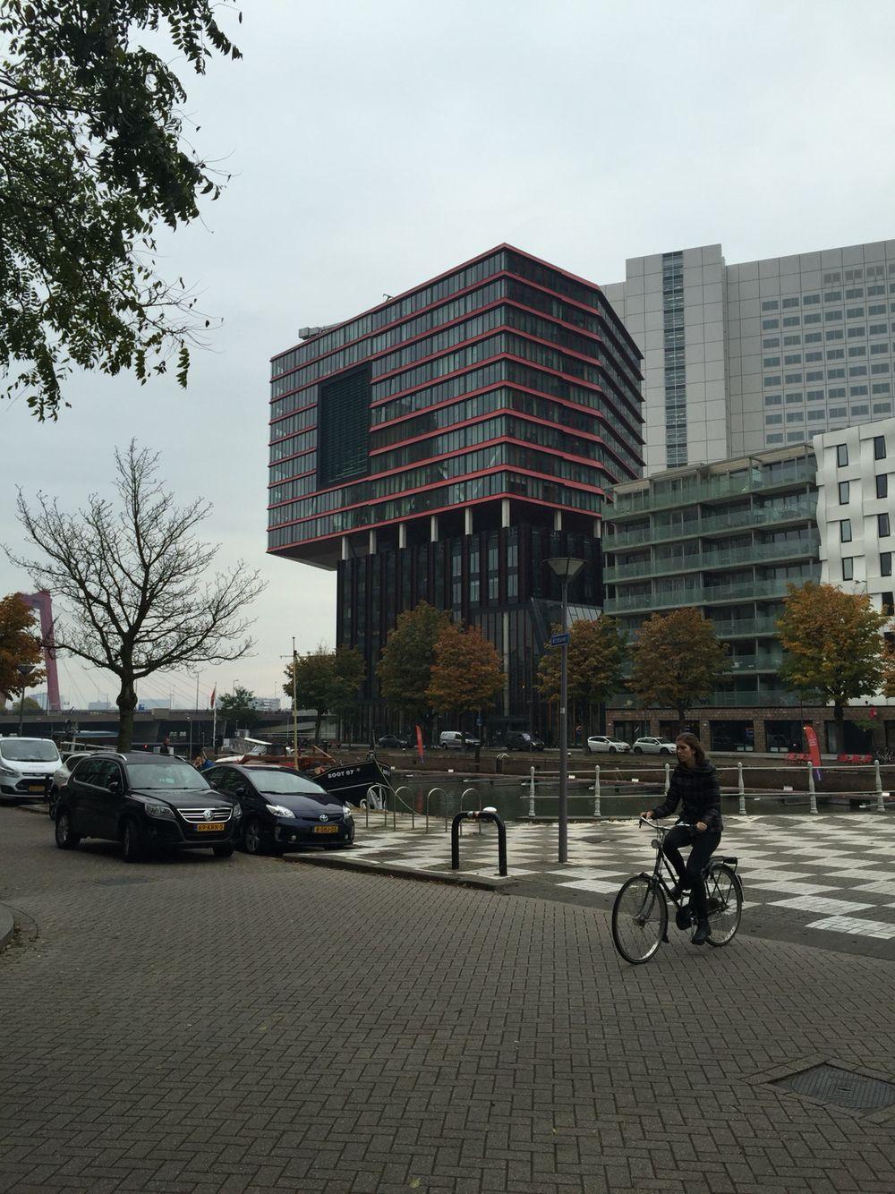 Corporatie Havensteder, Rotterdam (locatie: red apple ... Havensteder Rotterdam