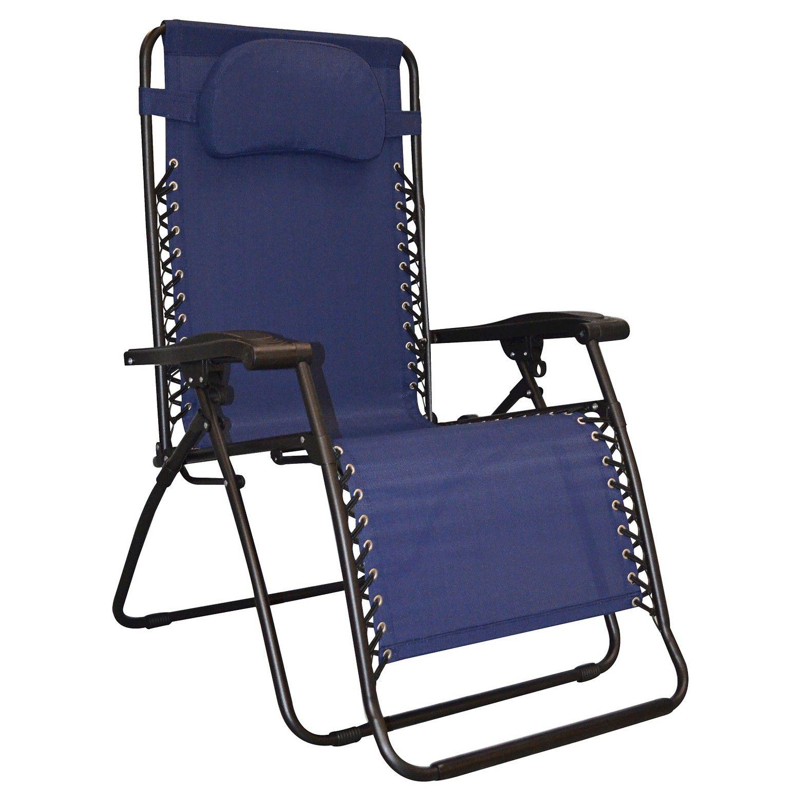 Oversized Infinity Zero Gravity Chair Caravan Zero