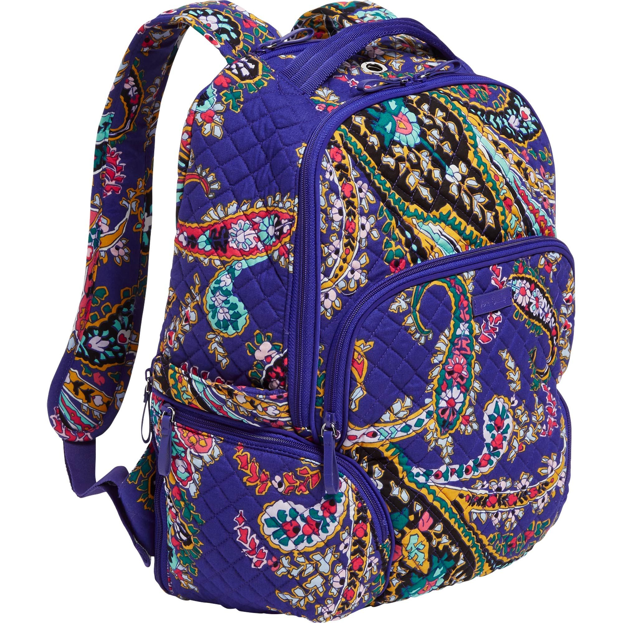 Vera Bradley - Iconic Campus Backpack - Romantic Paisley. Perfect for campus 715512838574b