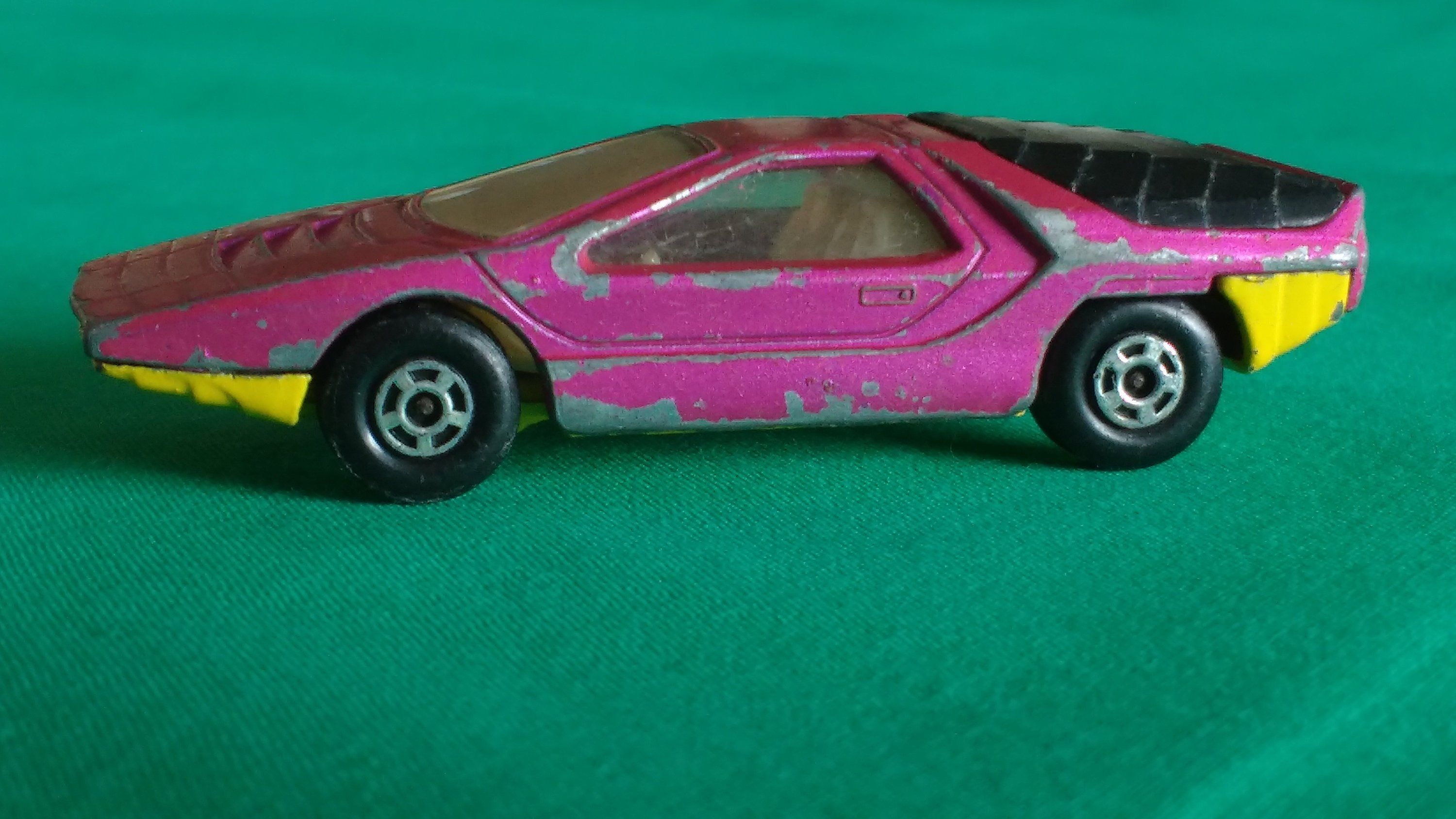 Alfa Carabo Lesney Matchbox Superfast No 75 In 2020 Matchbox Cars Matchbox Toy Collection