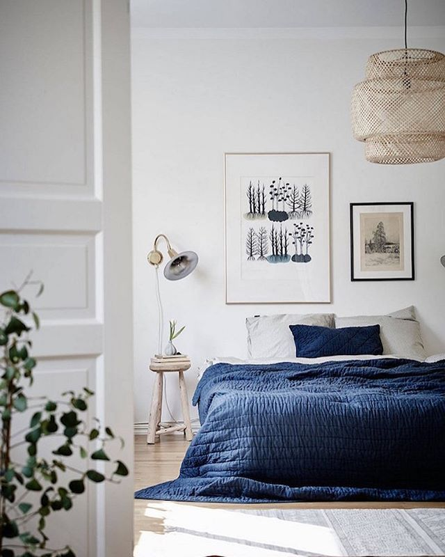 Korblampe fürs Schlafzimmer | Schlafzimmer | Pinterest | Ikea hack ...