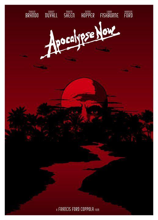 apocalypse now film posters art