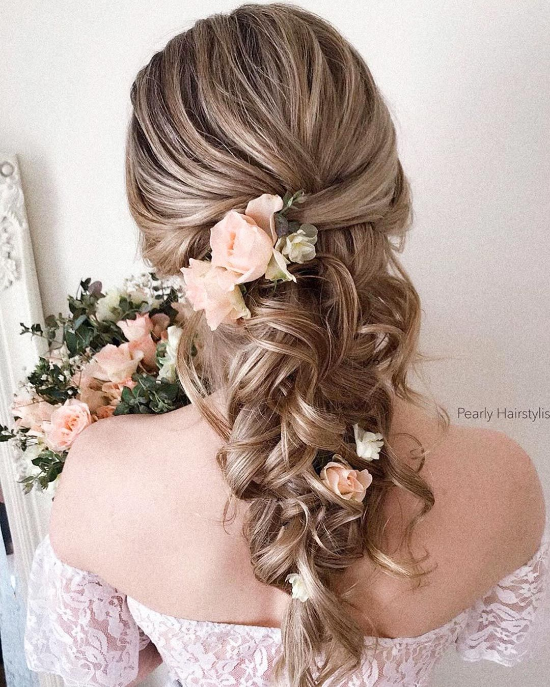 Wedding Hairstyles 2020 2021 Fantastic Hair Ideas In 2020 Hair Styles Bride Hairstyles Wedding Hair Inspiration