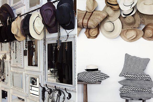 Hang Up Your Hats Blog Deco Deco Mur Salon Deco