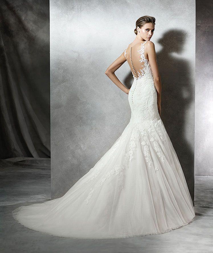 PHILIPA, Brautkleider 2016 | Wedding | Pinterest | Spitze, Hochzeit ...