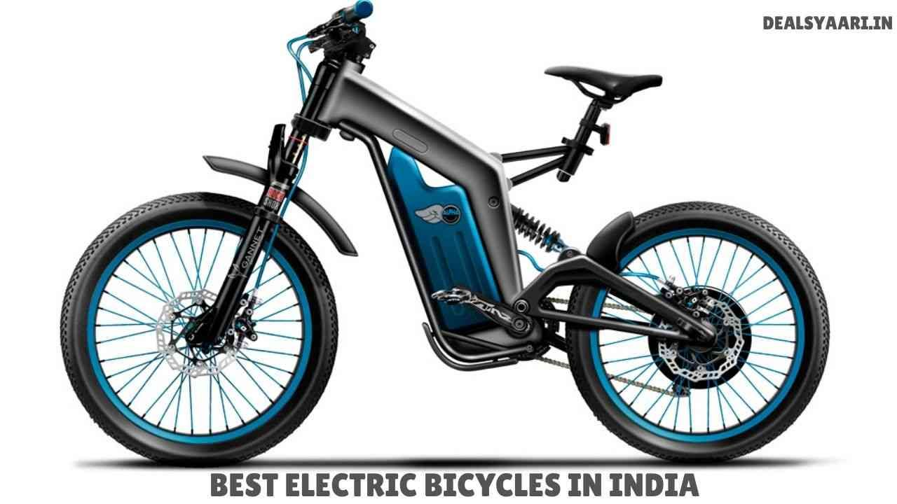 7 Best Electric Bicycles In India Top Rated 2019 Bicycle