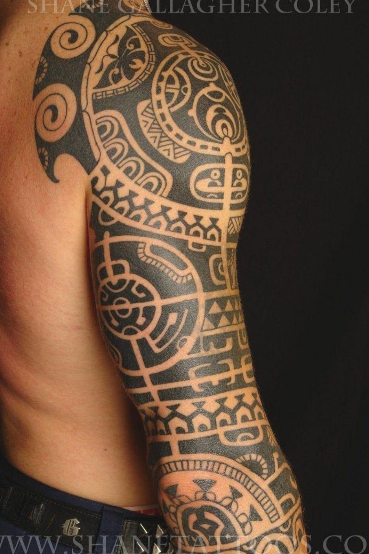 Polynesian Tattoo Dwayne The Rock Johnson Inspired Tattoo On Yves Still In Progress Dwayne Polynesian In 2020 Marquesan Tattoos Polynesian Tattoo Maori Tattoo