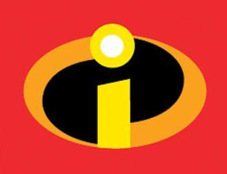 photo relating to Incredibles Logo Printable identify : The Incredibles Symbol T-Blouse: Dresses My