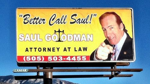Amc Hopes Breaking Bad Fans Lawyer Up With Better Call Saul