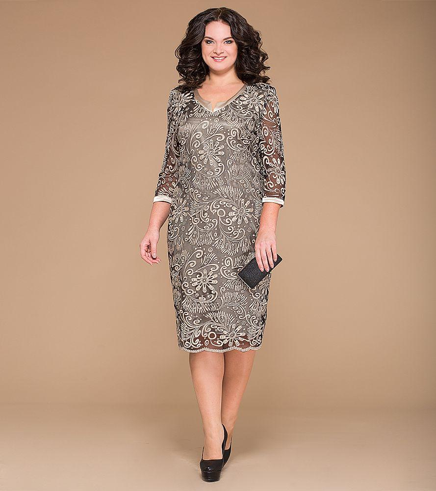 68981008edd Летние платья для женщин 50 лет (40 фото)  фасоны и модели