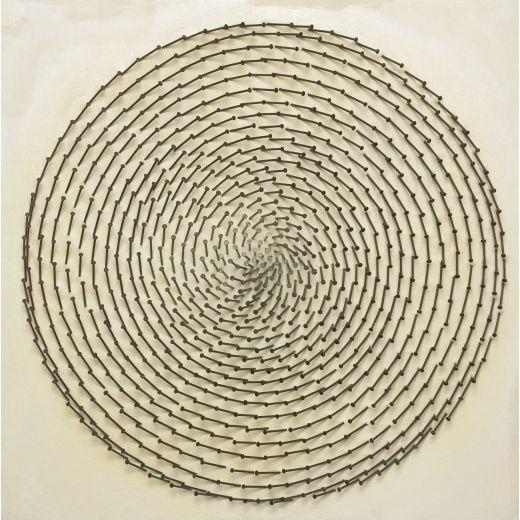 Günther Uecker / untitled / 1966