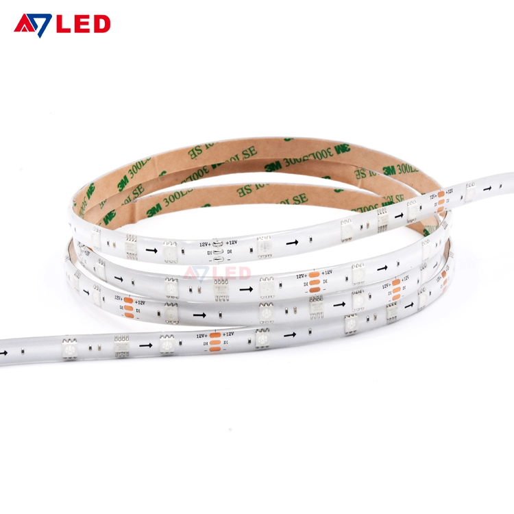 Pin On Ws2811 Led Strip 30leds 7 2w M Addressable Strip