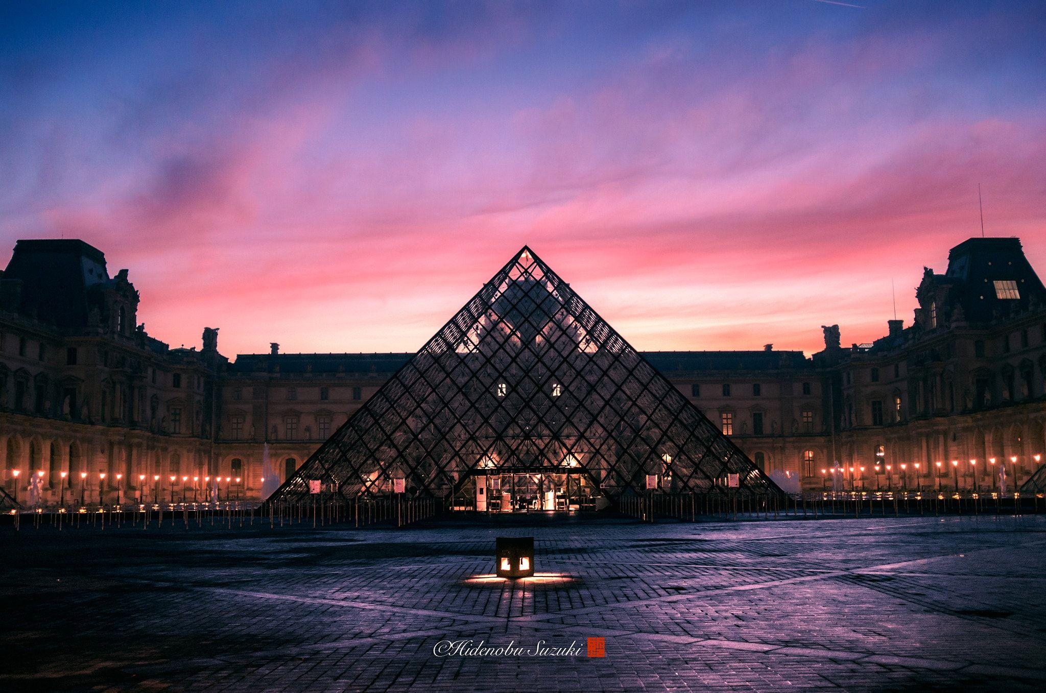 beautiful memory - Wonderful memories of Louvre.